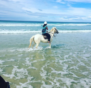 Private Beach Ride, Lennox Head