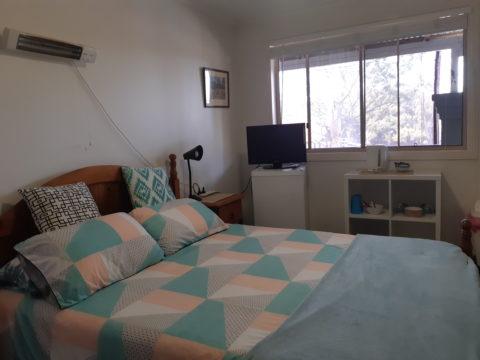 Byron Bay Farm Stay Double Room