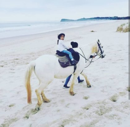 Childrens Horse Riding Byron Bay