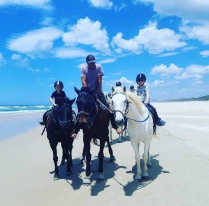 Kids Horse Riding Byron Bay